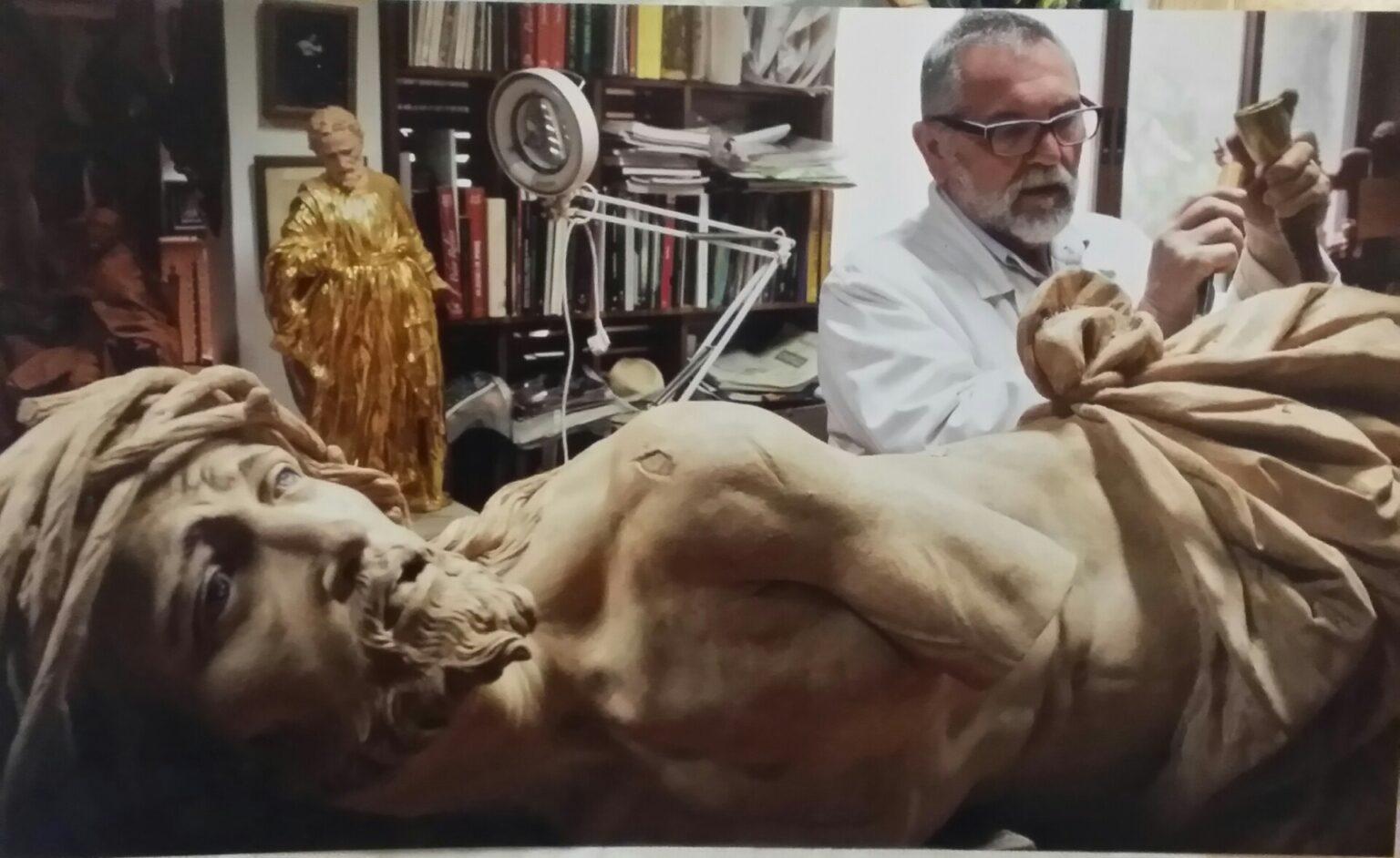 JESÚS DE LA MISERICORDIA AMARRADO A LA COLUMNA-0-BELALCAZAR-CÓRDOBA 2018