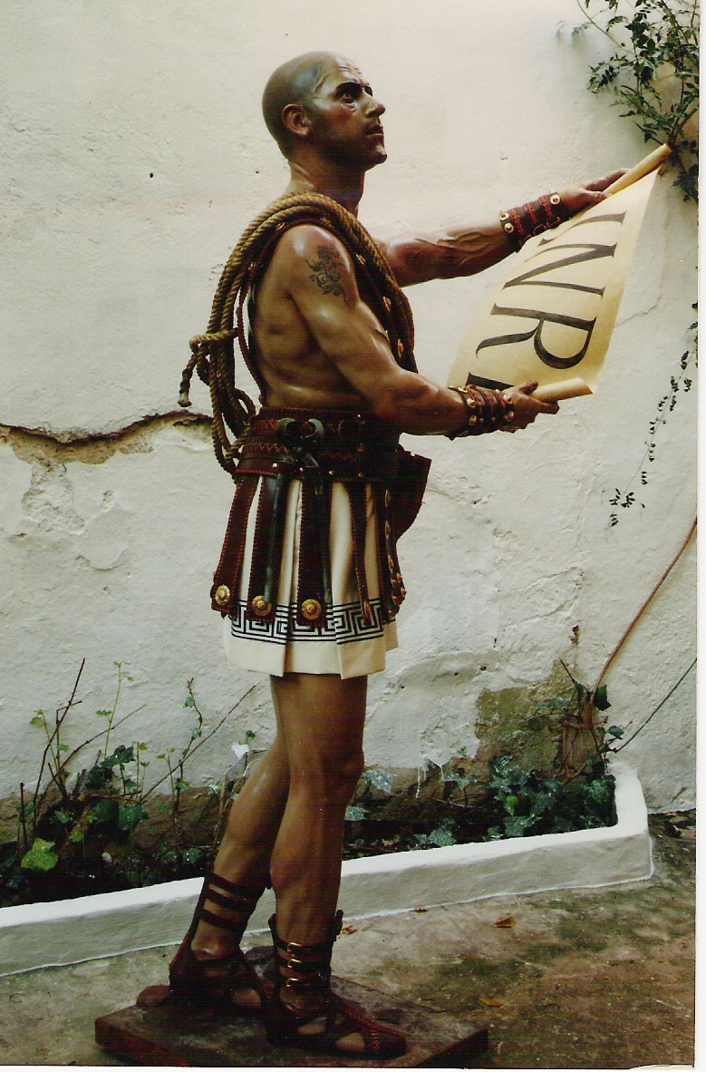 MISTERIO DE HUMILDAD-SAYÓN 3-CÓRDOBA 1994-97