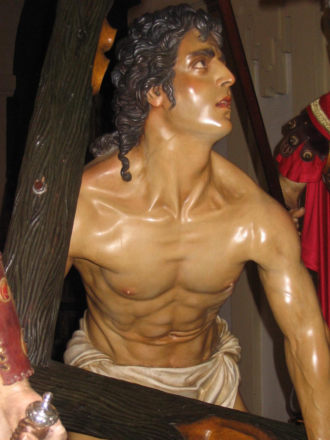 MISTERIO JESÚS DE LAS PENAS-ESCLAVO 1-CÓRDOBA 1991-93